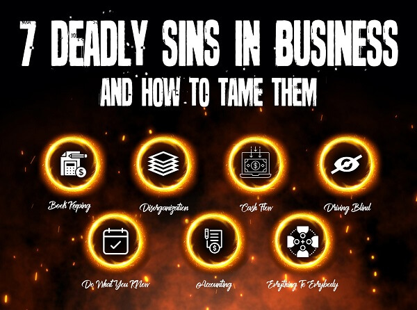 7 Deadly Sins in Business